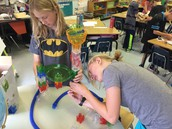 Maker-space Mania!