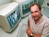 Tim inventing the world wide web