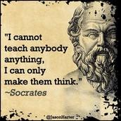 Socrates quotes!