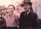 עגנון ואשתו אסתר