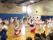 More Cumbia Dancers