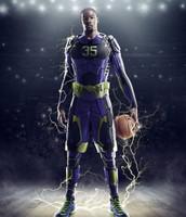 Super hero Kevin Durant