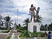Mactan and Lapu Lapu Shrine