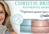 Christie Brinkley Recapture 360 Skincare Collection--