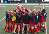 Girls Soccer: Regional Champs