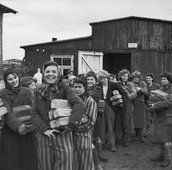 The camp was librated on April 12, 1945 by candians