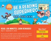 Scholastic Summer Reading Challenge Begins - May 9