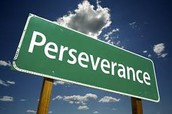 Persevere!!