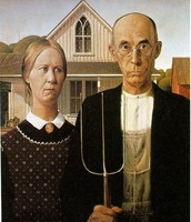 The American Gothic