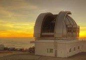 Invisible light and Visible light Telescopes