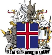 the icelandic coat of arms