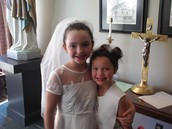 First Communion and Baptism