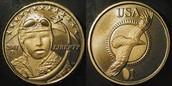 Bessie Coleman coin