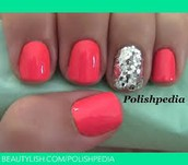 These nails are perfect for a party with your friends