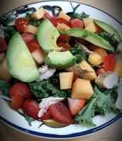 Kale Explosion Salad