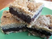 Melted Fudge Oat Bar