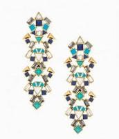 Stone Tile Earrings (Retired)