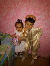 Mis primos, Wael y Maissam