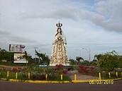 Monumento Virgen del Valle