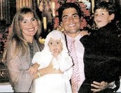 Chayanne and his Family