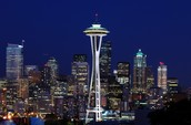 The one and only Space Needle!!