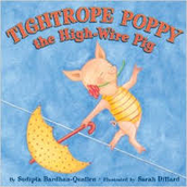 Tightrope Piggy, the High-Wire Pig