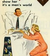 """It really was """"a mans world"""""""