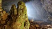 Visita a la cova de la Galera