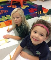 Cami and Sammy Letter Buddy journals