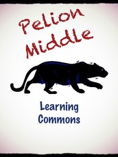 Pelion Middle School Learning Commons
