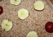 Apples Help with the Moisture