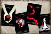 The Twilight Saga by Stephanie Meyer