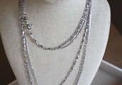 Libby Layering - Silver  ((SOLD))
