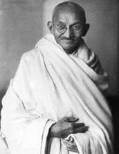 Gandhi's Life