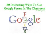 Google Forms Workshop