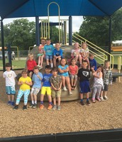 Kindergarten at the Park!