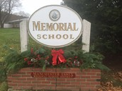 Thank you to the PTO volunteers (Caroline Fedorowich and Trish Haley) who have been beautifying our school!  So festive!