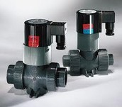 Hayward solenoid are Molded polyester protects