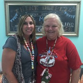 Fifth Grade Teachers:  Ms. Sorgee and Mrs. Fickle