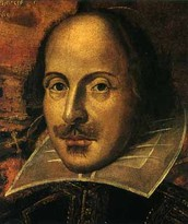 Who was Shakespeare inspired by?