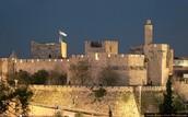 על מגדל דוד