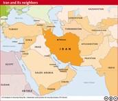 Iran and it's neighbors