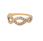 Eternal Band Ring Size 6   21