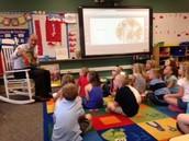 Kindergarten Mystery Reader!