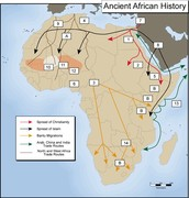 African Trade Routes