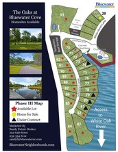Lot Site Map