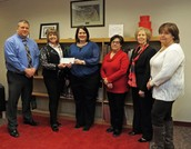 $15,000 Grant Awarded to Middle School Library