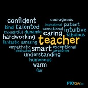 words that describe teachers