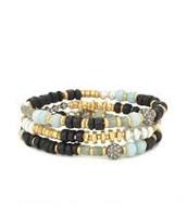 Artisan Stretch Bracelets (Set of 3)