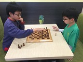 Glenealy School Inter-house Chess Tournament